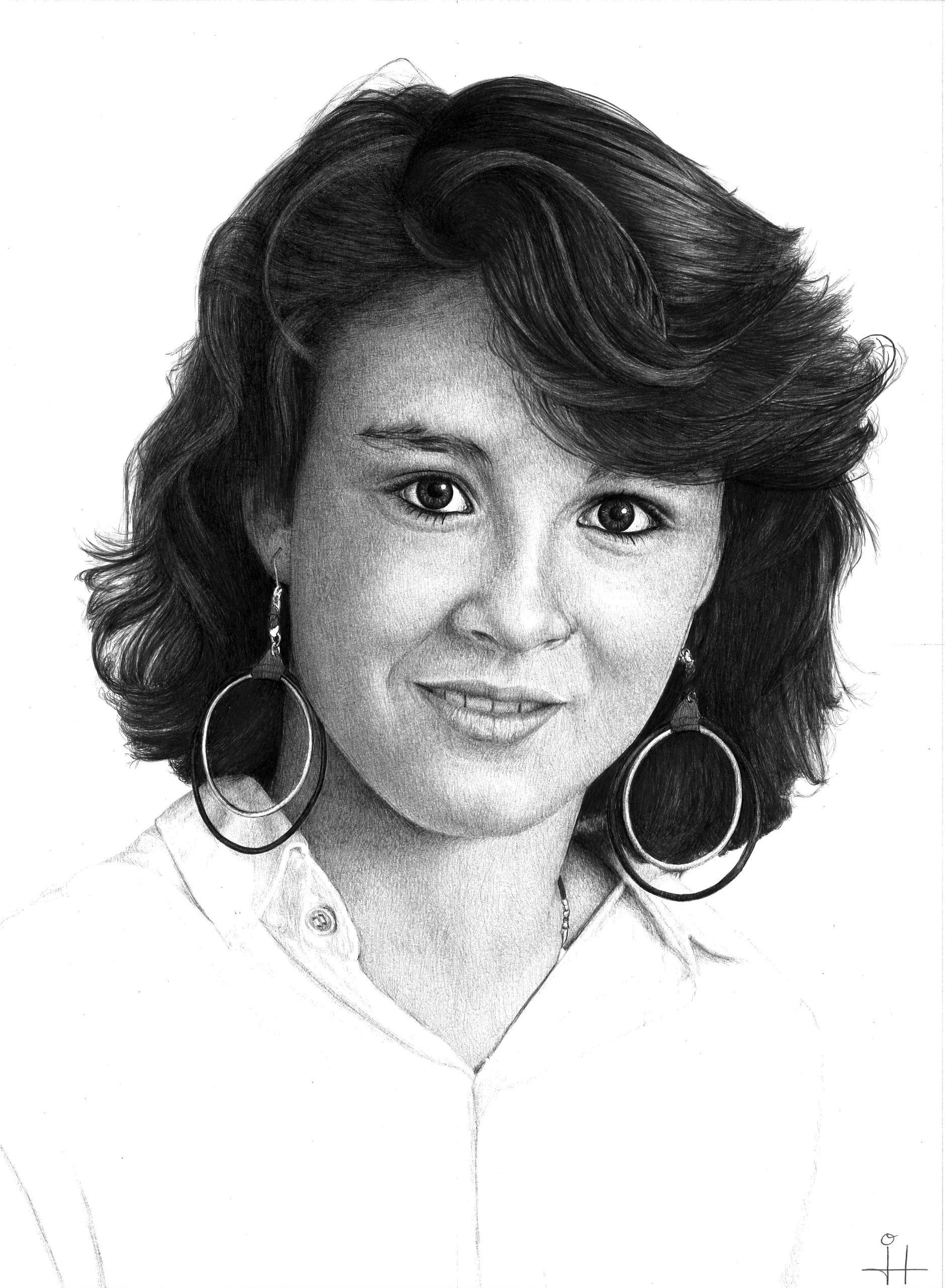 Luisa portrait